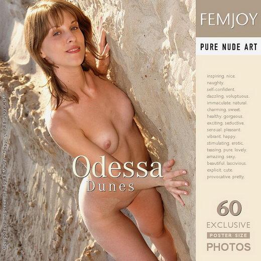 Odessa - `Dunes` - by Erofey Tuk for FEMJOY