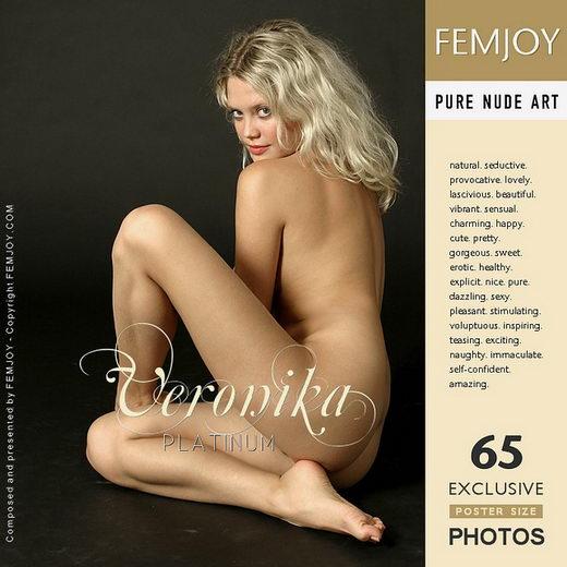 Veronika - `Platinum` - by Alexander Lobanov for FEMJOY