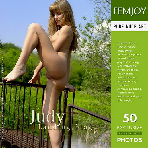 Judy - `Landing Stage` - by Alexander Lobanov for FEMJOY