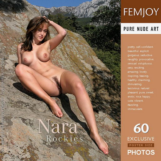 Nara - `Rockies` - by Valery Anzilov for FEMJOY