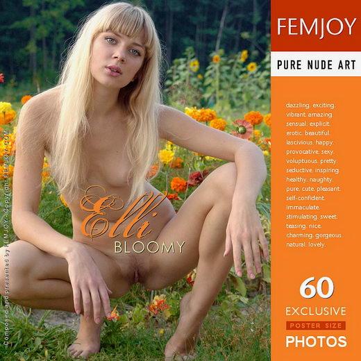 Elli - `Bloomy` - by Arev for FEMJOY
