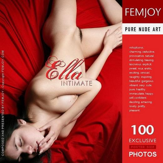 Ella - `Intimate` - for FEMJOY