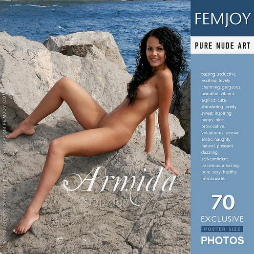 Armida in Solaris gallery from FEMJOY by Valery Anzilov