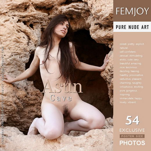 Asun - `Cave` - by FEMJOY Exclusive for FEMJOY