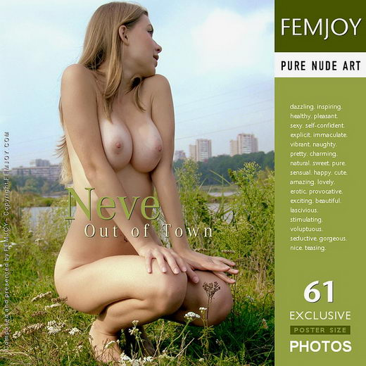 Neve - `Out of Town` - by Arev for FEMJOY
