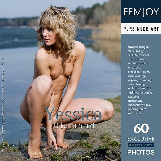 Yessica - `Diamond` - by Arev for FEMJOY