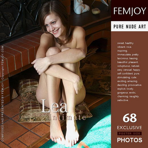 Lea in Intimate gallery from FEMJOY