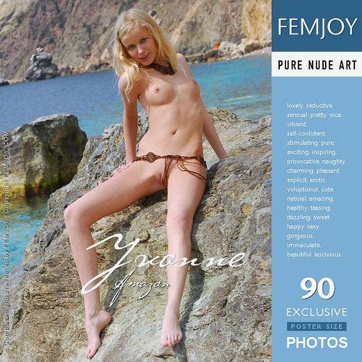 Yvonne - `Amazon` - by Azazel for FEMJOY