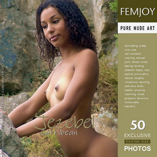 Jezebel - `Carribean` - by Arev for FEMJOY