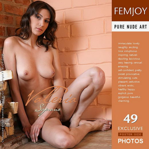 Valeria - `Soprano` - by Arev for FEMJOY