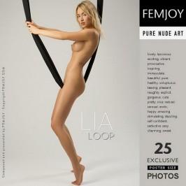 Lia  from FEMJOY