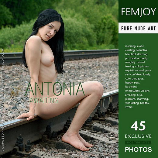 Antonia - `Awaiting` - by FEMJOY Exclusive for FEMJOY