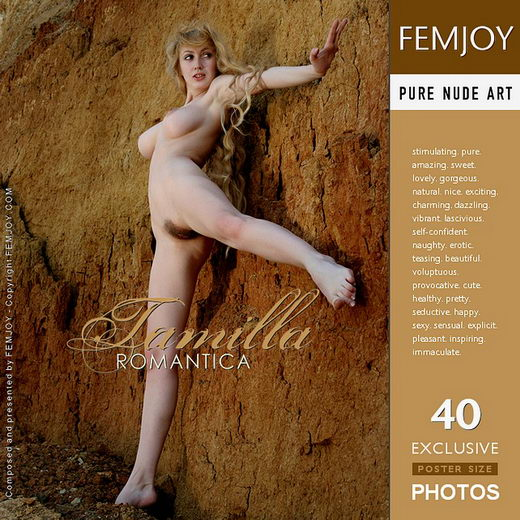 Tamilla - `Romantica` - by Valery Anzilov for FEMJOY
