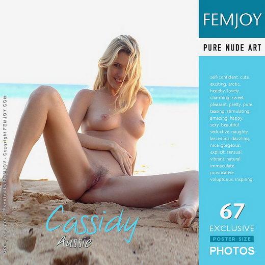 Cassidy - `Aussie` - by Matt Sharp for FEMJOY