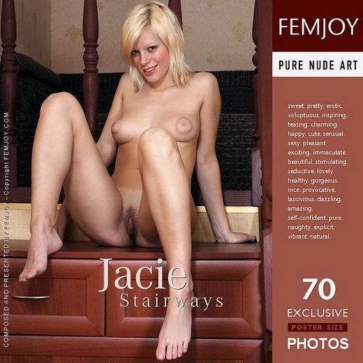 Jacie - `Stairways` - for FEMJOY
