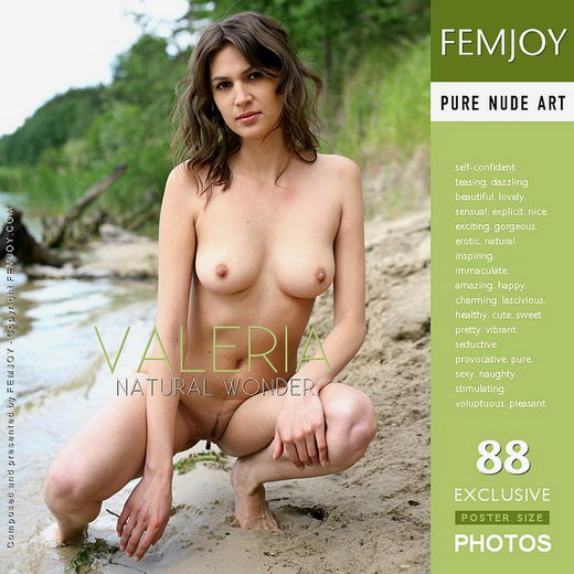 Valeria - `Natural Wonder` - by Arev for FEMJOY