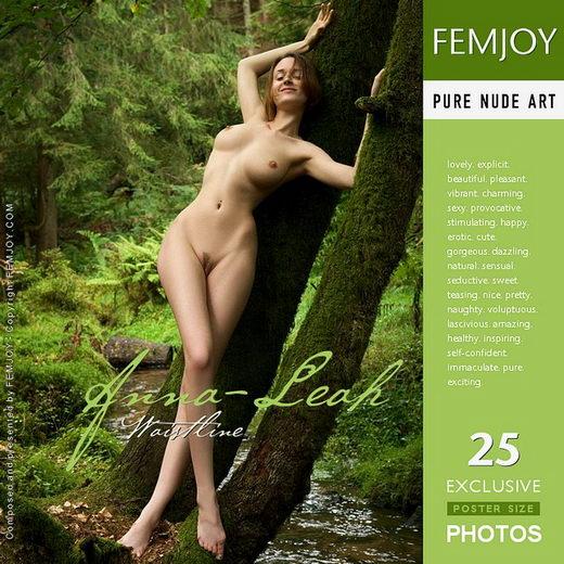 Anna-Leah - `Waistline` - by Stefan Soell for FEMJOY
