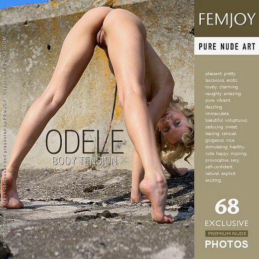 Odele - `Body Tension` - by Arev for FEMJOY