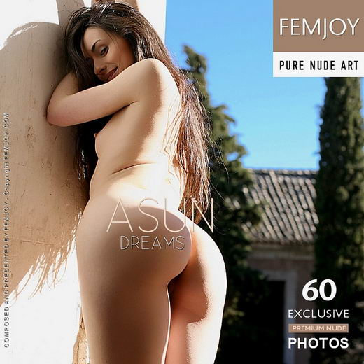 Asun - `Dreams` - by FEMJOY Exclusive for FEMJOY