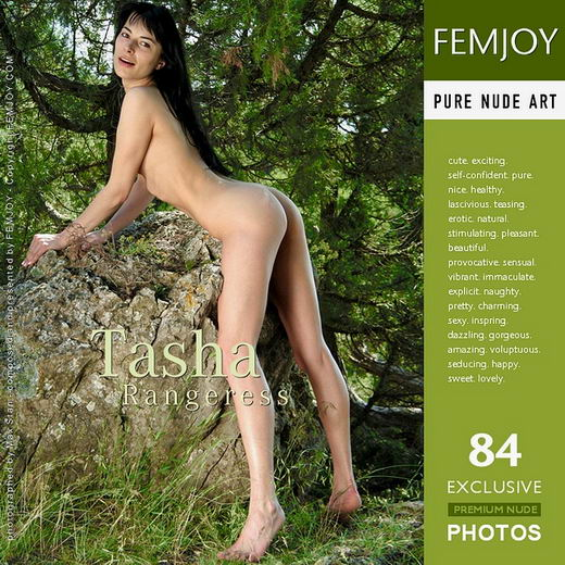 Tasha - `Rangeress` - by Max Stan for FEMJOY