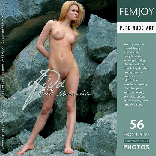 Aida - `Cold Mountain` - by Valery Anzilov for FEMJOY