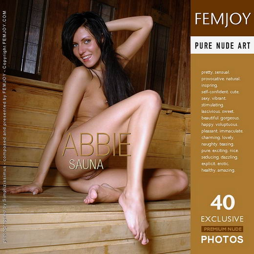 Abbie - `Sauna` - by Simplizissimus for FEMJOY