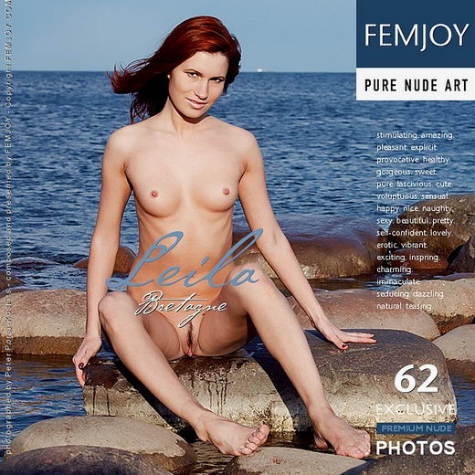 Leila - `Bretagne` - by Peter Porai-Koshits for FEMJOY