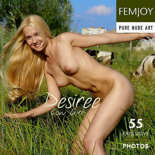 Desiree - `Cow Girl` - by Arev for FEMJOY