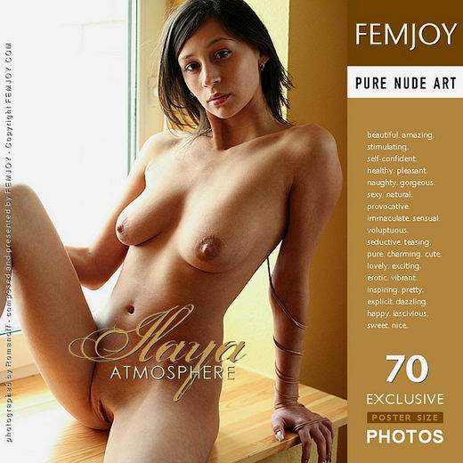 Ilaya - `Atmosphere` - by Romanoff for FEMJOY