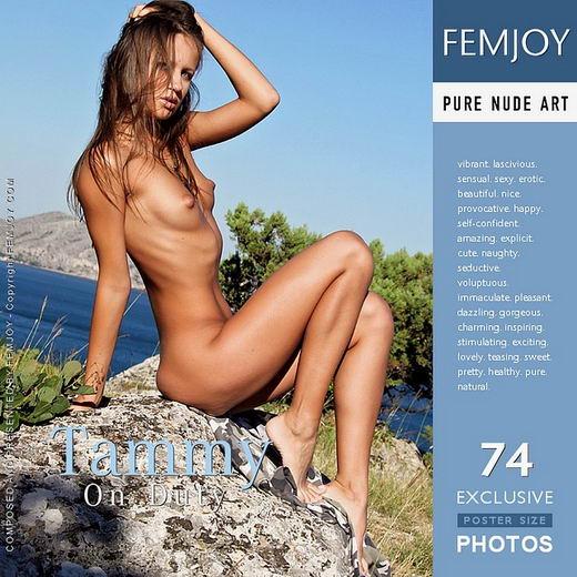 Tammy - `On Duty` - for FEMJOY