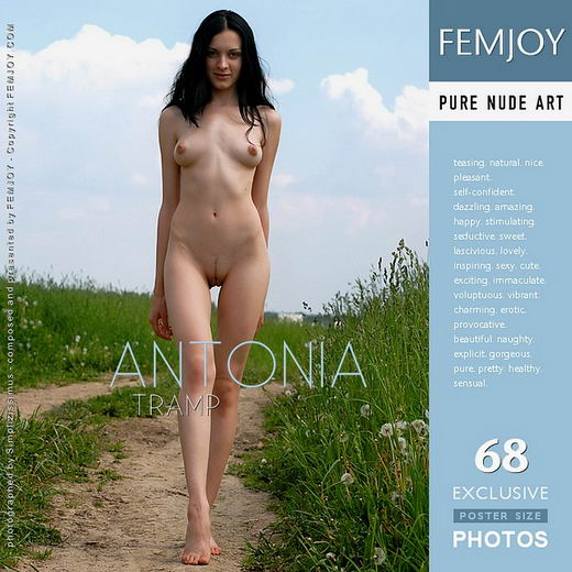 Antonia - `Tramp` - by Simplizissimus for FEMJOY