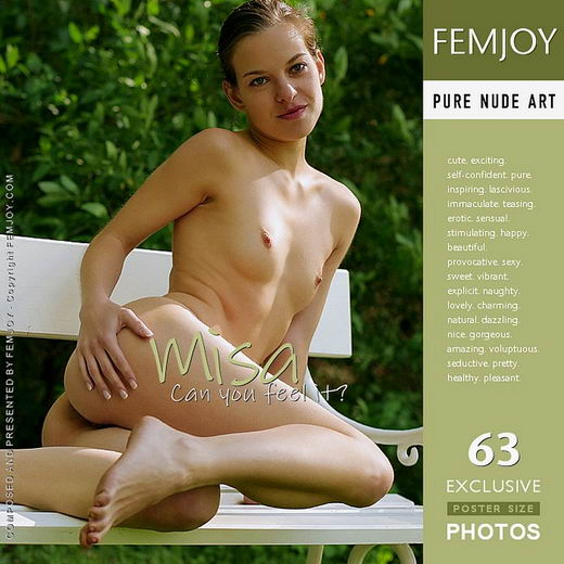 Misa - `Can You Feel It?` - for FEMJOY