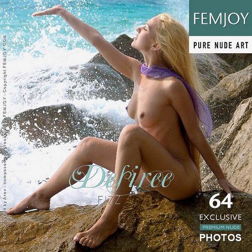 Desiree - `Fizz` - by Arev for FEMJOY
