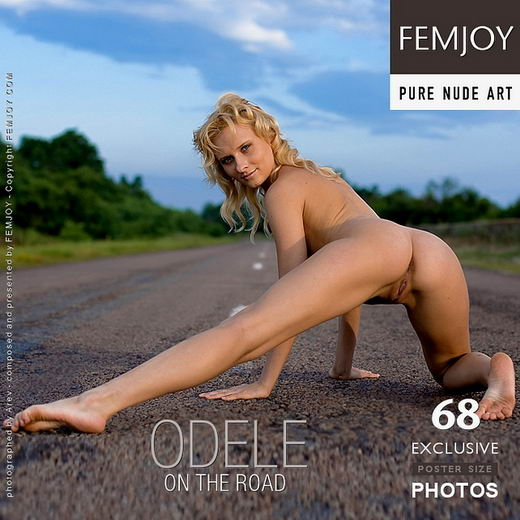 Odele - `On The Road` - by Arev for FEMJOY