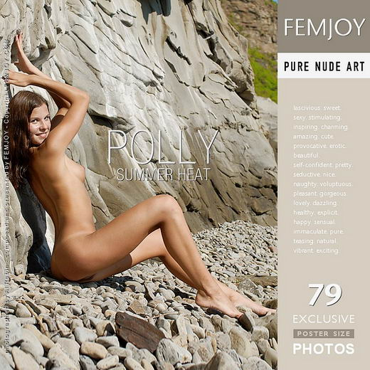 Polly - `Summer Heat` - by Al Rubin for FEMJOY