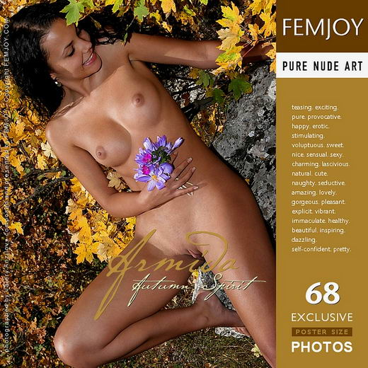 Armida - `Autumn Spirit` - by Valery Anzilov for FEMJOY