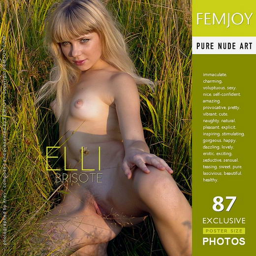 Elli - `Brisote` - by Arev for FEMJOY