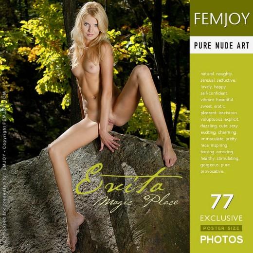 Evita - `Magic Place` - by Al Rubin for FEMJOY