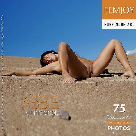 Abbie - `Sunny Mood` - by Alexander Fedorov for FEMJOY