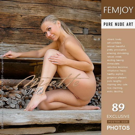 Miette - `Wild (cover rename)` - for FEMJOY