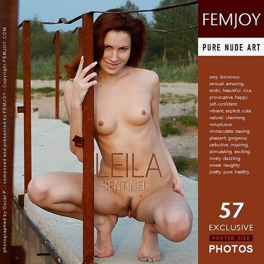 Leila - `Sentinel` - for FEMJOY