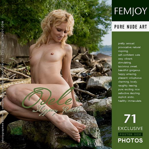 Odele - `Slippery Rocks` - by Arev for FEMJOY