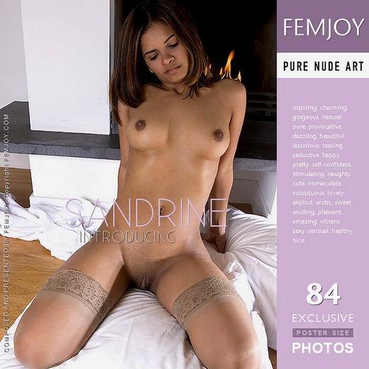 Sandrine - `Introducing` - for FEMJOY