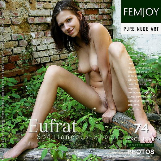 Eufrat - `Spontanious Shoot` - by Peter Vlcek for FEMJOY