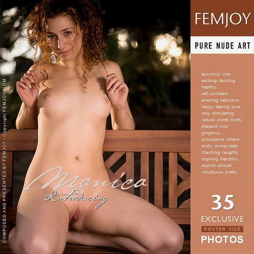 Monica - `Introducing` - for FEMJOY