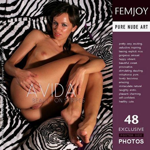 Avida - `Beauty on Stripes` - for FEMJOY
