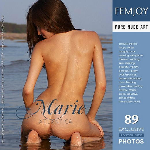 Marie - `Atlantica` - by Oscar P for FEMJOY