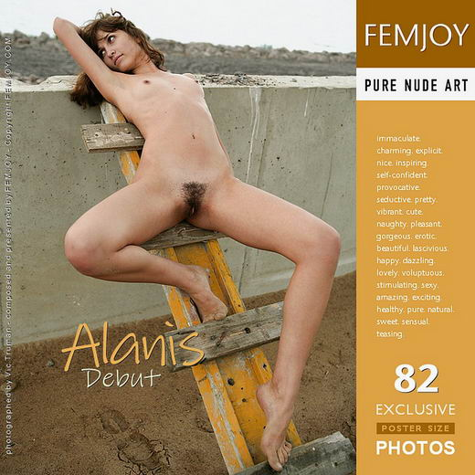 Alanis - `Debut` - by Vic Truman for FEMJOY