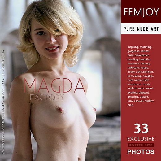 Magda - `Factory` - for FEMJOY