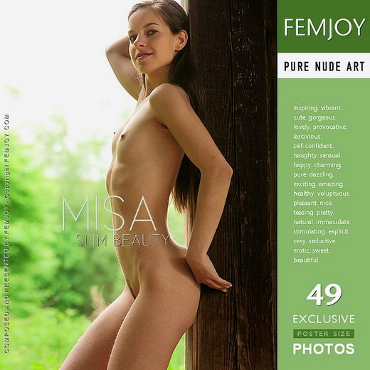 Misa - `Slim Beauty` - for FEMJOY